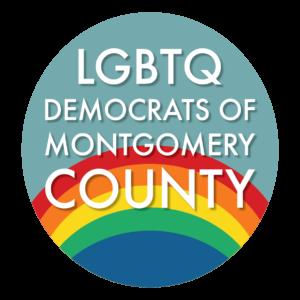 LGBTQ Dems Logo