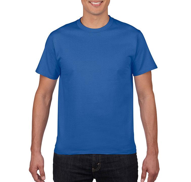 GILDAN 180g 全棉平紋(設有童裝及成人碼)短袖圓領T恤