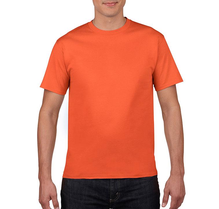 GILDAN 150g 全棉平紋成人短袖圓領T恤 (經濟活動款)