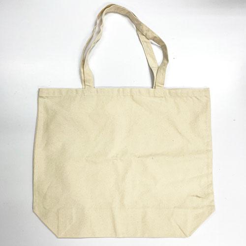 12oz 大碼單肩帆布袋(可自選顏色訂製)