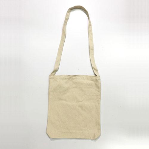 8oz 基本款斜孭帆布袋(可自選顏色訂製)