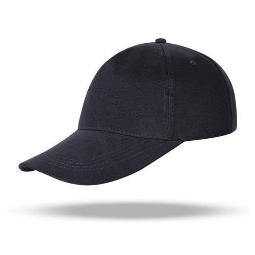 280g純棉男女運動戶外銅扣棒球帽