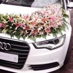 Flores en Autos
