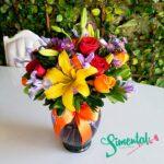 Bouquets y Jarrones