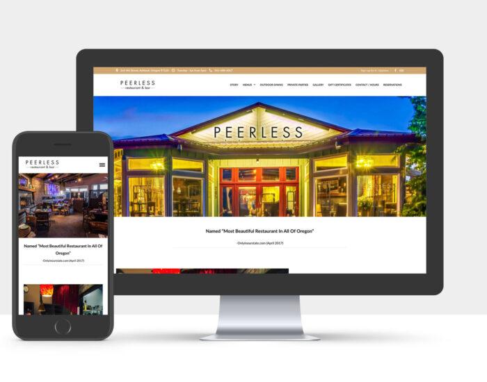 Peerless - restaurant & bar