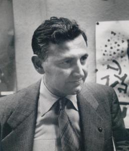Victor D'Amico. Photograph by David E Scherman