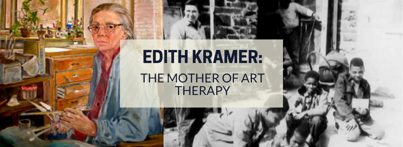 The Mother Of Art Therapy