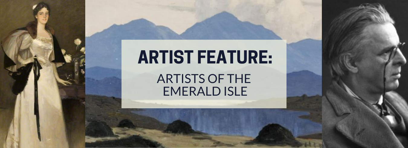 Artists of the Emerald Isle