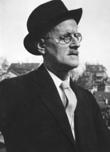 James Joyce. Via britannica.com.