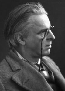 William Butler Yeats. Via nobelprize.org.