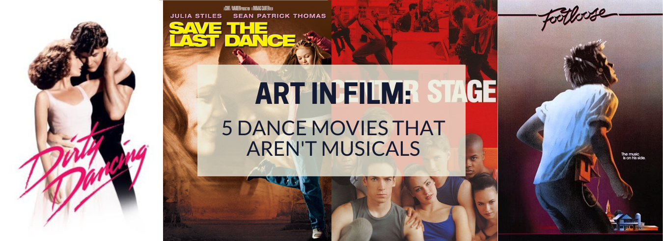 5 Dance Movies That Aren't Musicals