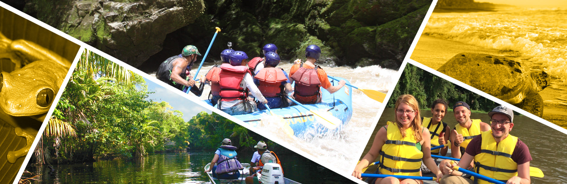 3-DAY TORTUGUERO + PACUARE ONE DAY