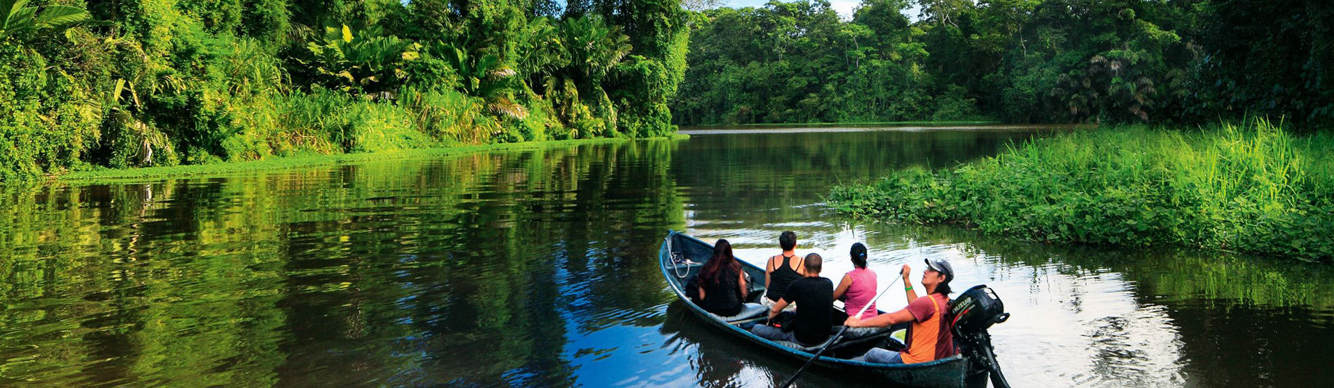 2-day Tortuguero Expedition