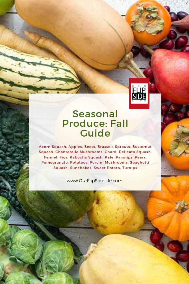 Fall Produce Guide - Image Hero