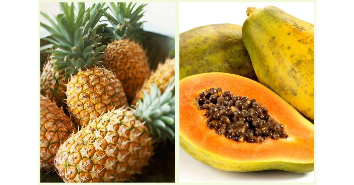 Payaya Pineapple Smoothie 2