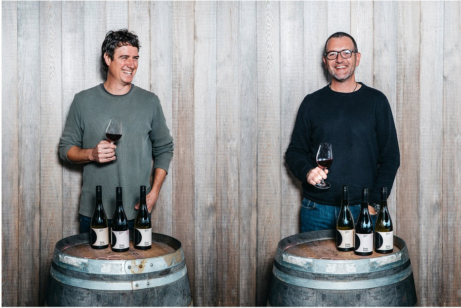 Deep Down Wines-Clive and Peter