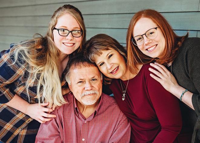 Scott Goldbach And Family