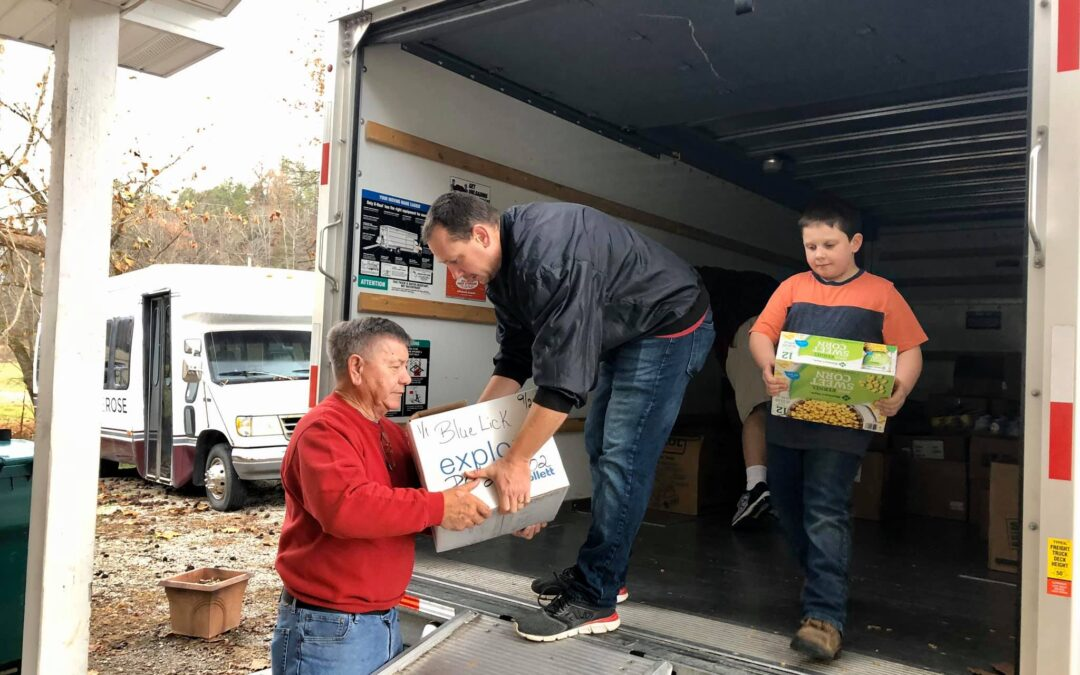 Critical Food Supplies Reach Eastern Kentucky Mission Partners