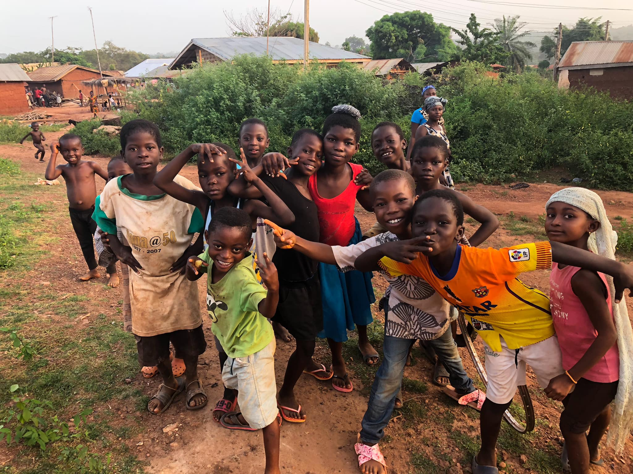 King Jesus School and Orphanage - Ghana, West Africa