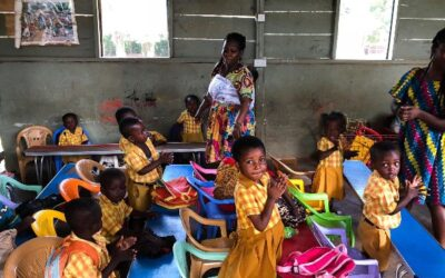 """New School Provides Hope To Underprivileged Children! """"AOI's King Jesus School Project"""""""