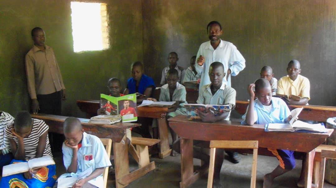 The Living Word Primary School - Uganda