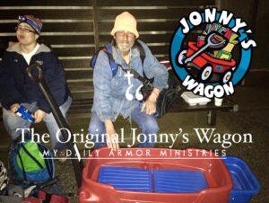 The Original Jonny's Wagon - 2015