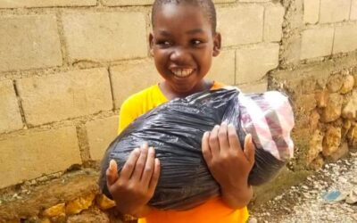 Why Is This Little Boy Smiling Damou Christian Mission