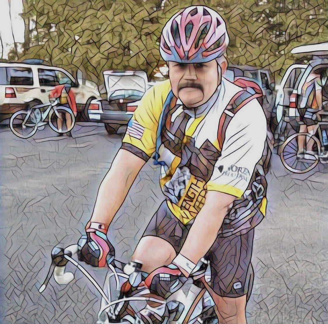 Scott Goldbach - Norton's Ride To Conquer Cancer