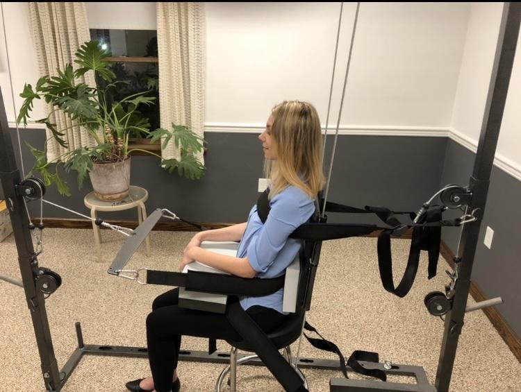 Chiropractic Biophysics Universal Traction System Optimus Spine & Posture