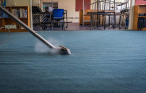 Can mold under carpet make you sick
