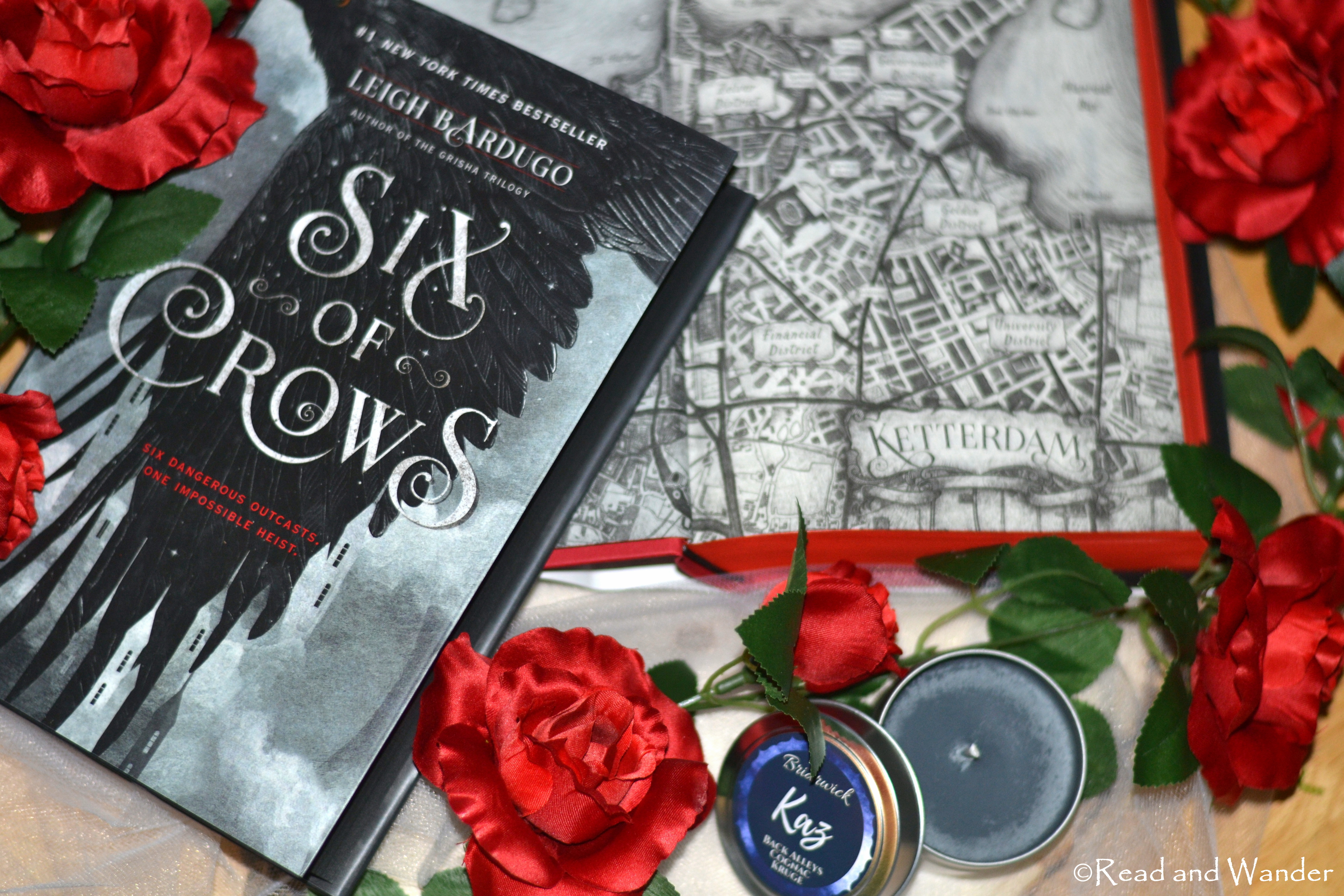 Six of Crows by Leigh Bardugo   Review