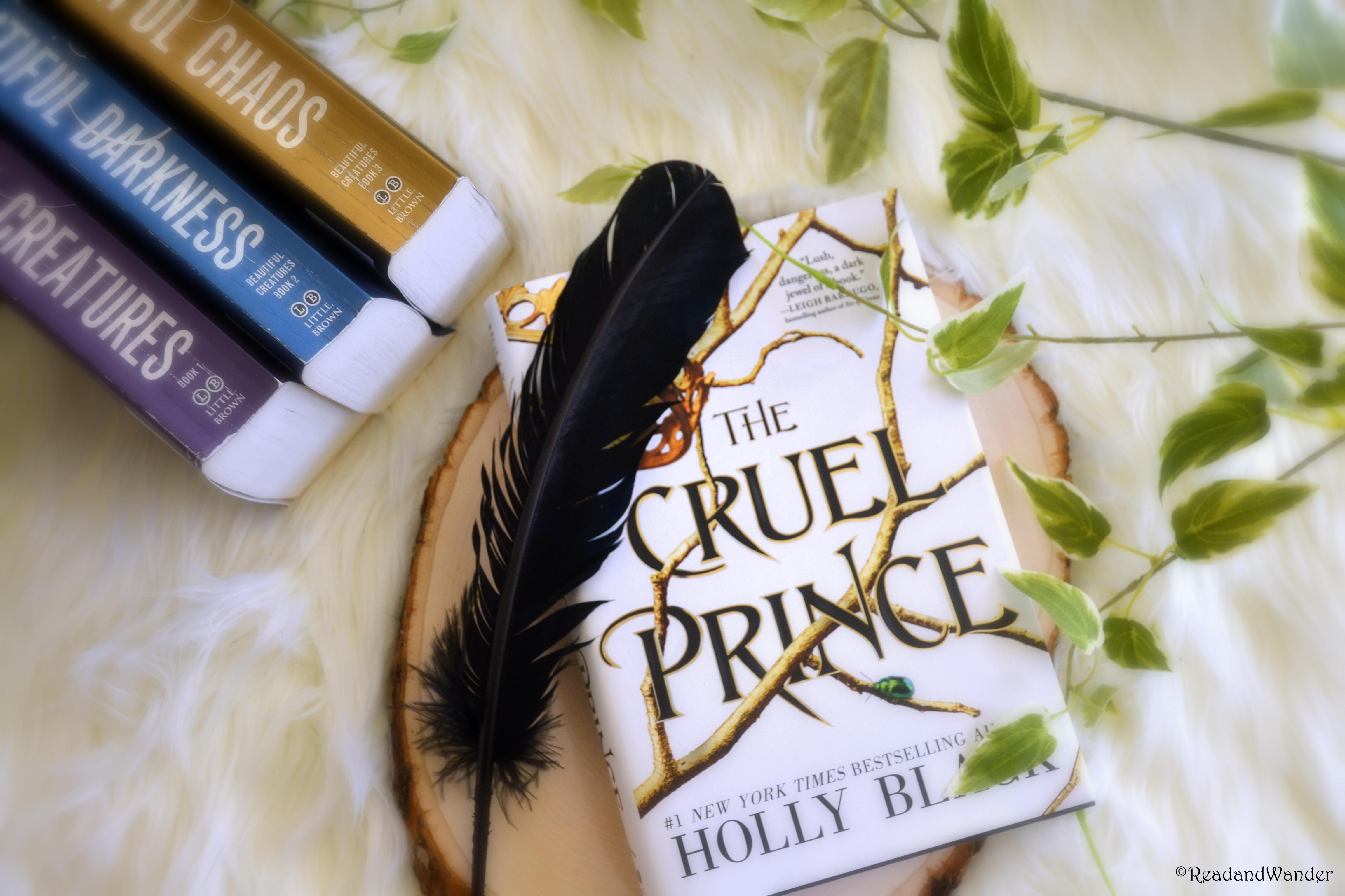 The Cruel Prince… or The Cruel Mortal Girl?   Review