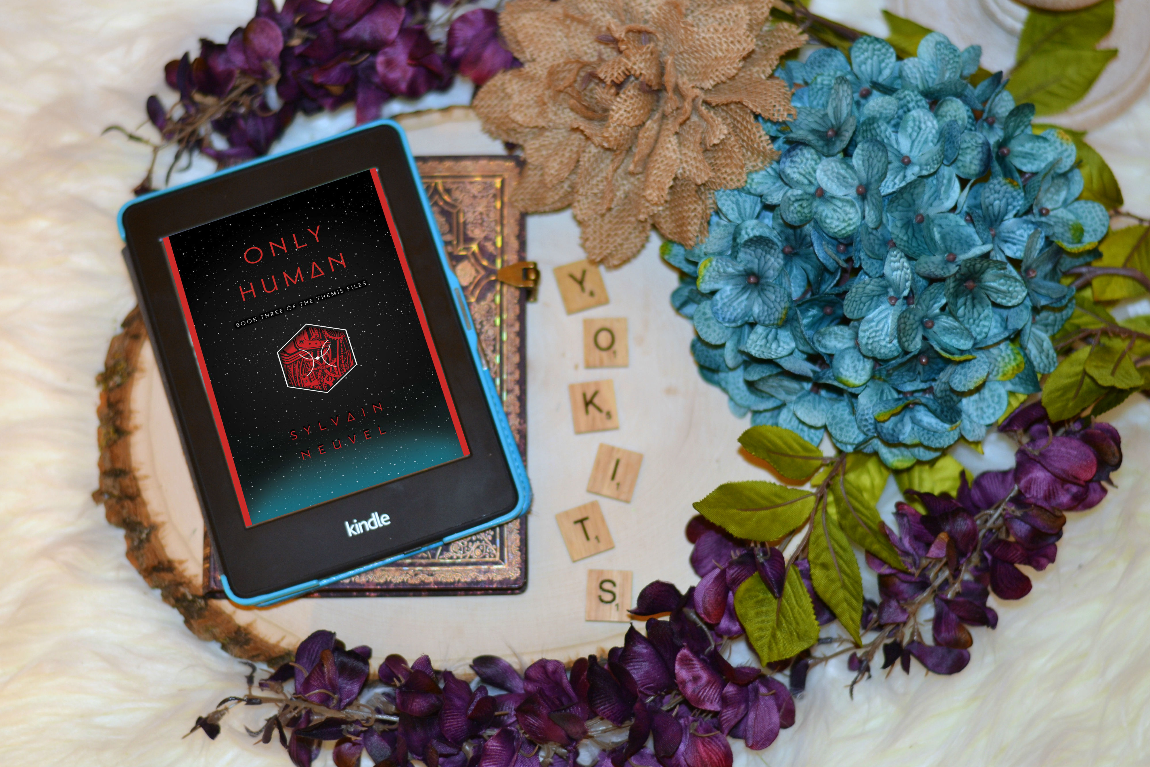 Only Human – The Epic Conclusion to The Themis Files | Review