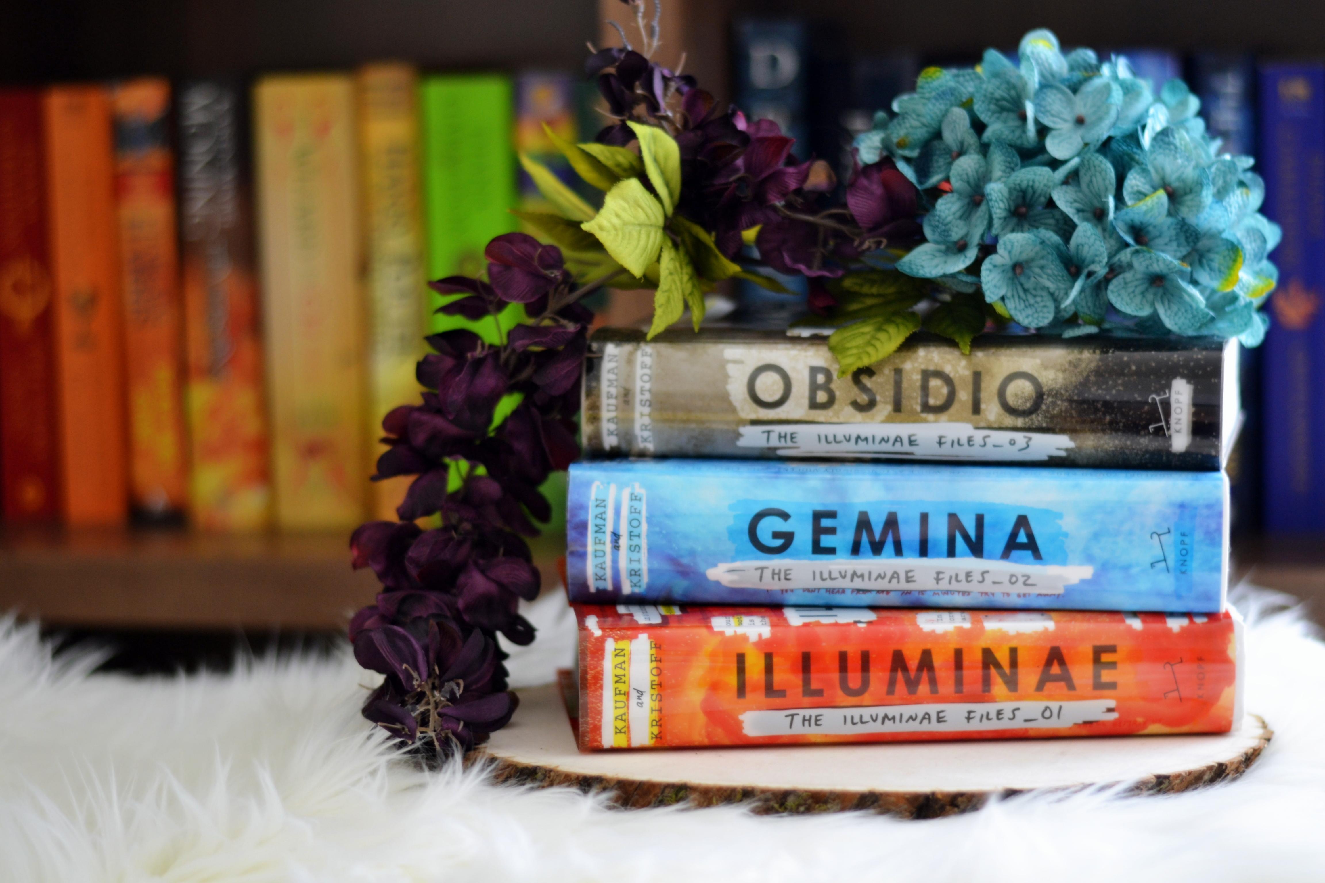 Gemina by Amie Kaufman & Jay Kristoff | Review