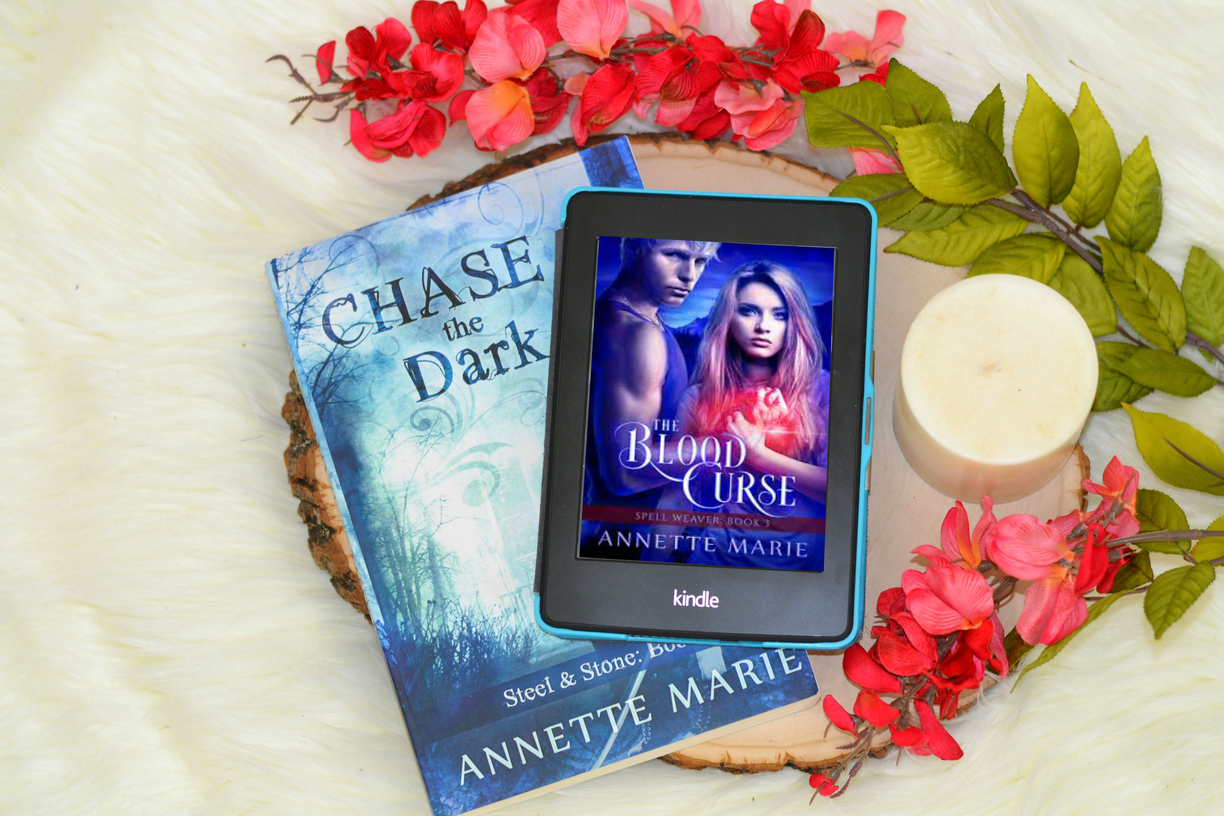The Blood Curse by Annette Marie | Review
