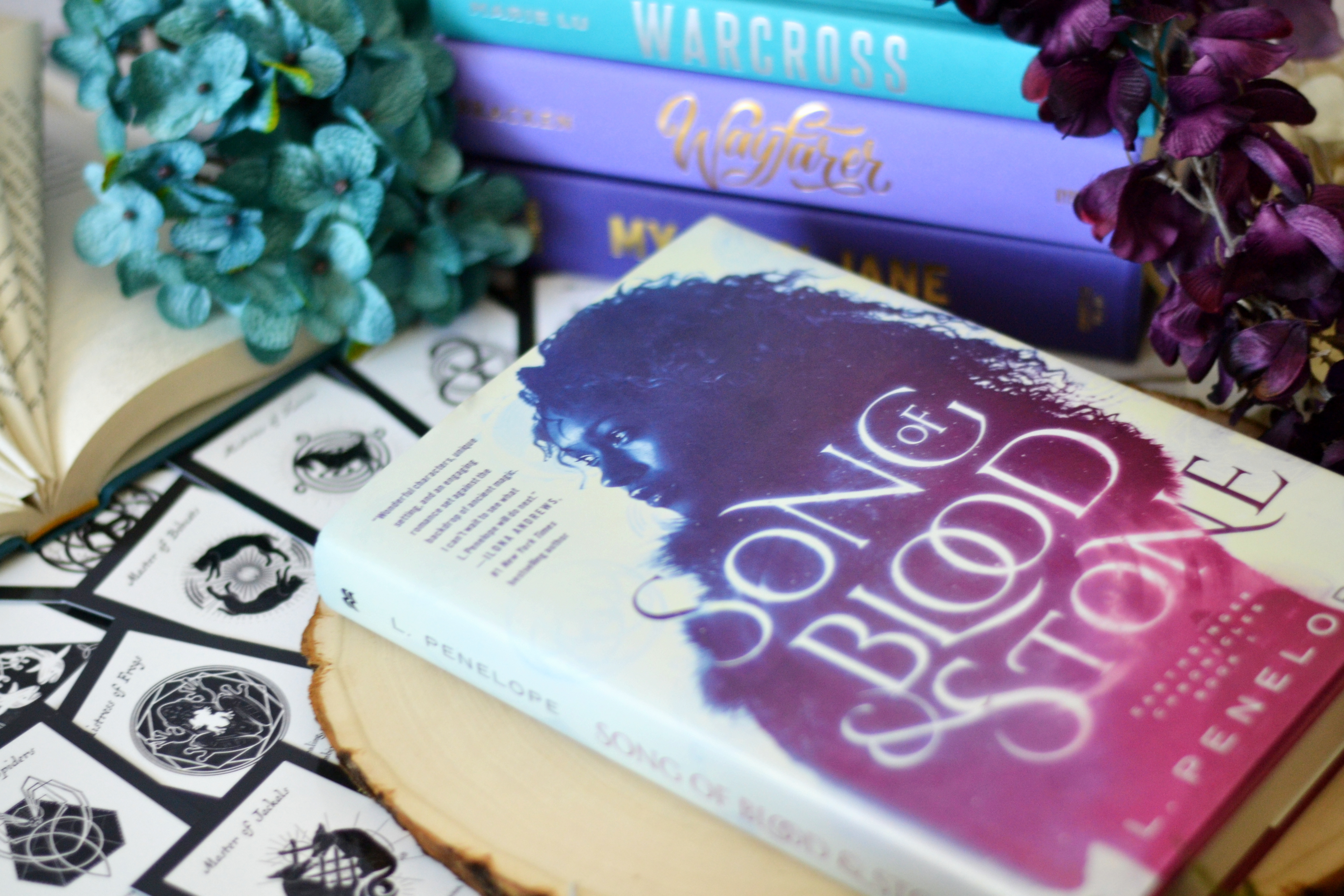 Song of Blood and Stone – A Captivating Adventure with the Right Amount of Heart Ache & Romance | Review
