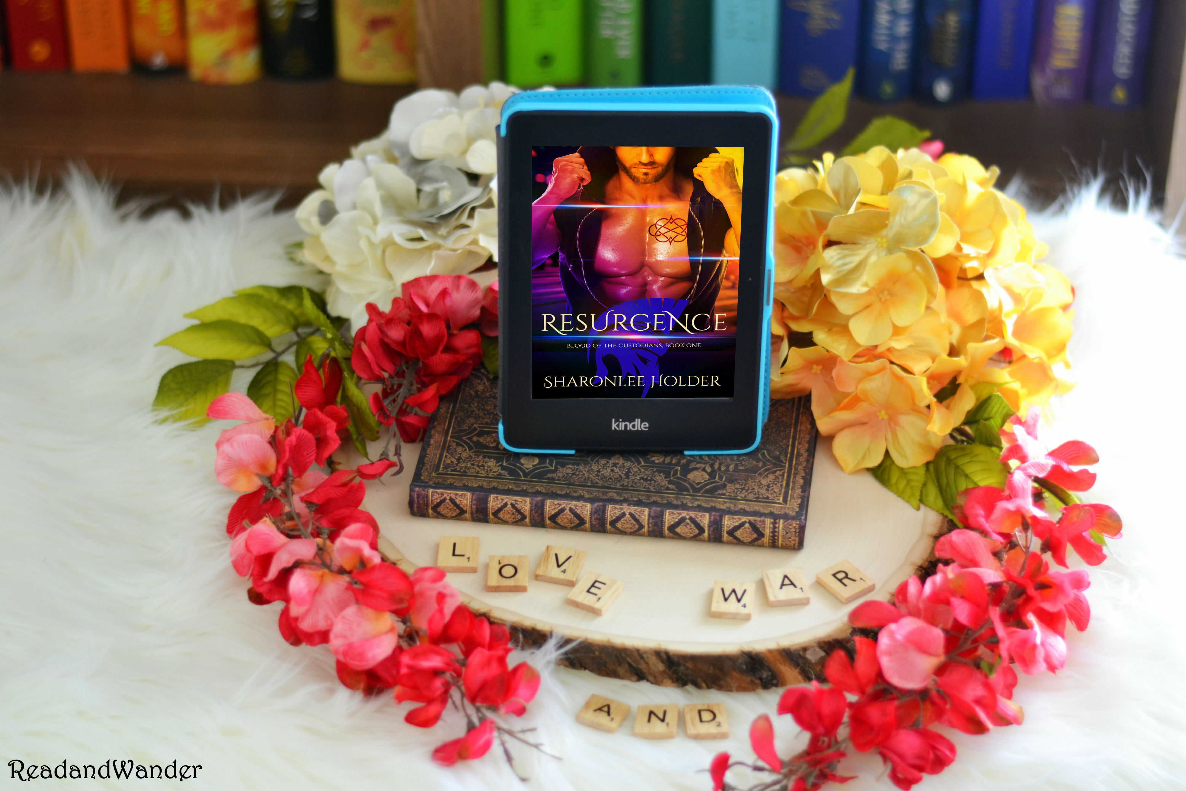 Resurgence – A Smoking Hot Debut by Sharonlee Holder   Review