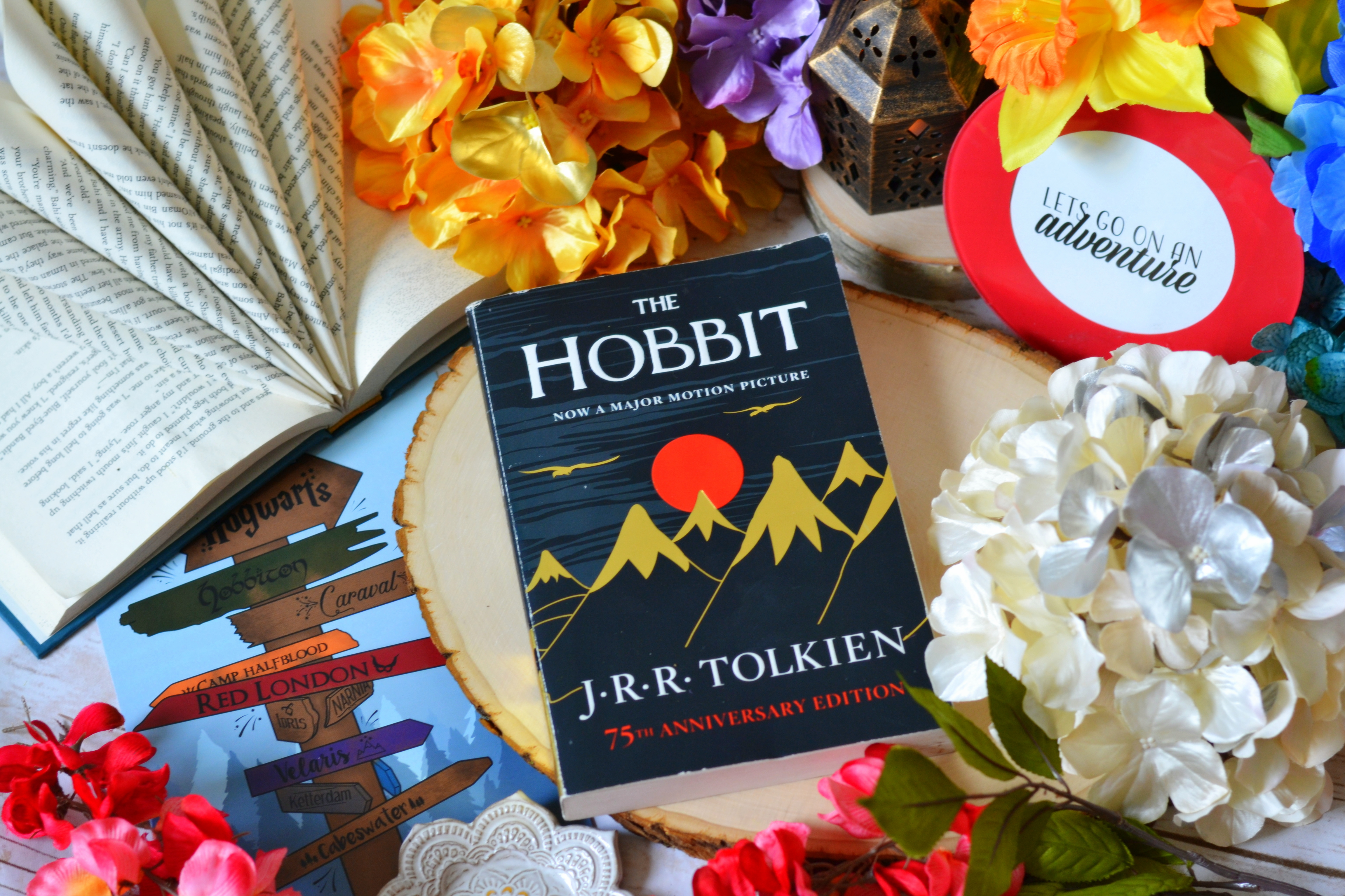 The Hobbit (Why The Hell Haven't I Read This Sooner)    Review