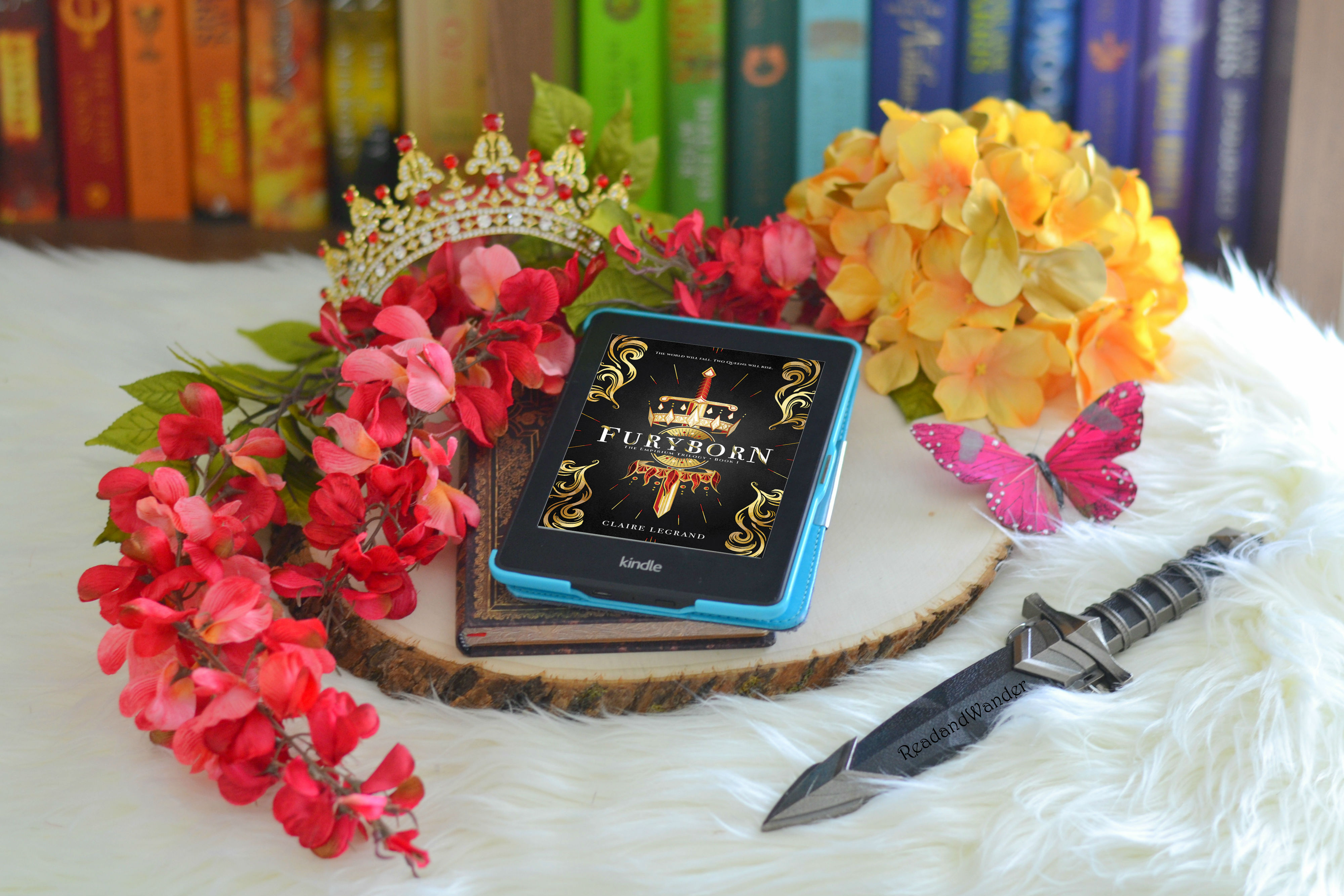 Furyborn – Fierce Start to an Epic Fantasy Series | Spoiler Free Review