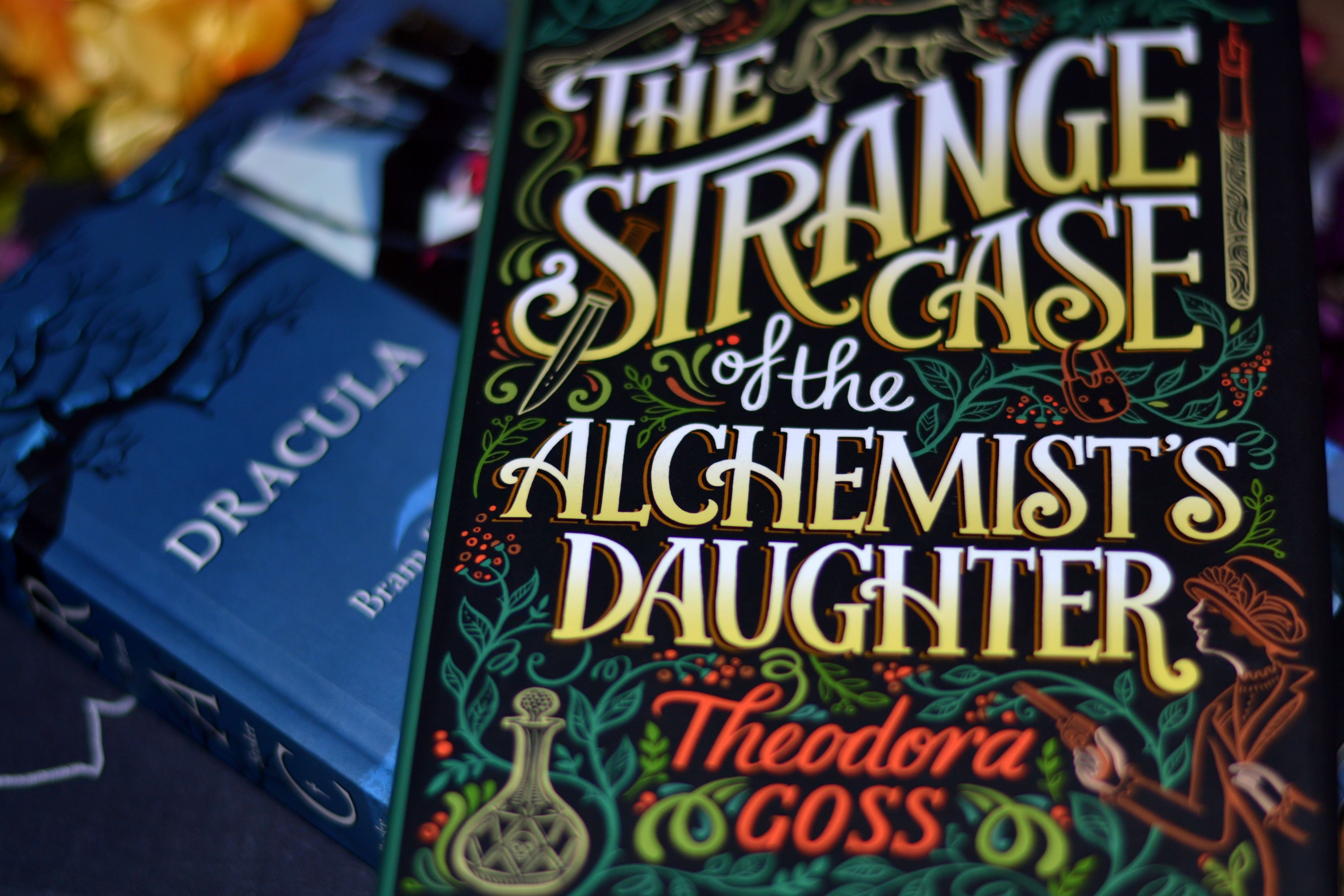 The Strange Case of the Alchemist's Daughter   Review
