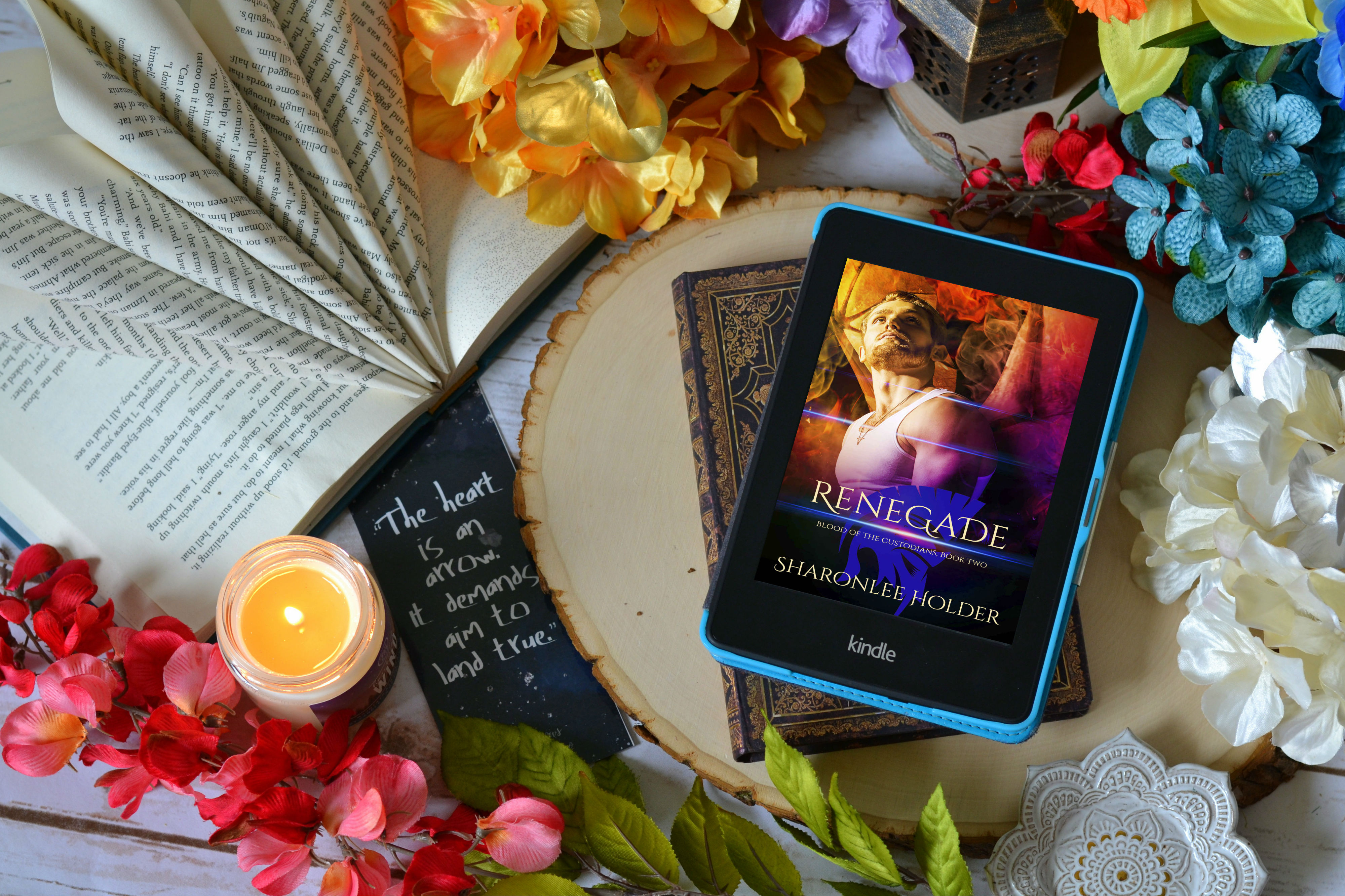 Renegade by Sharonlee Holder   ARC Review