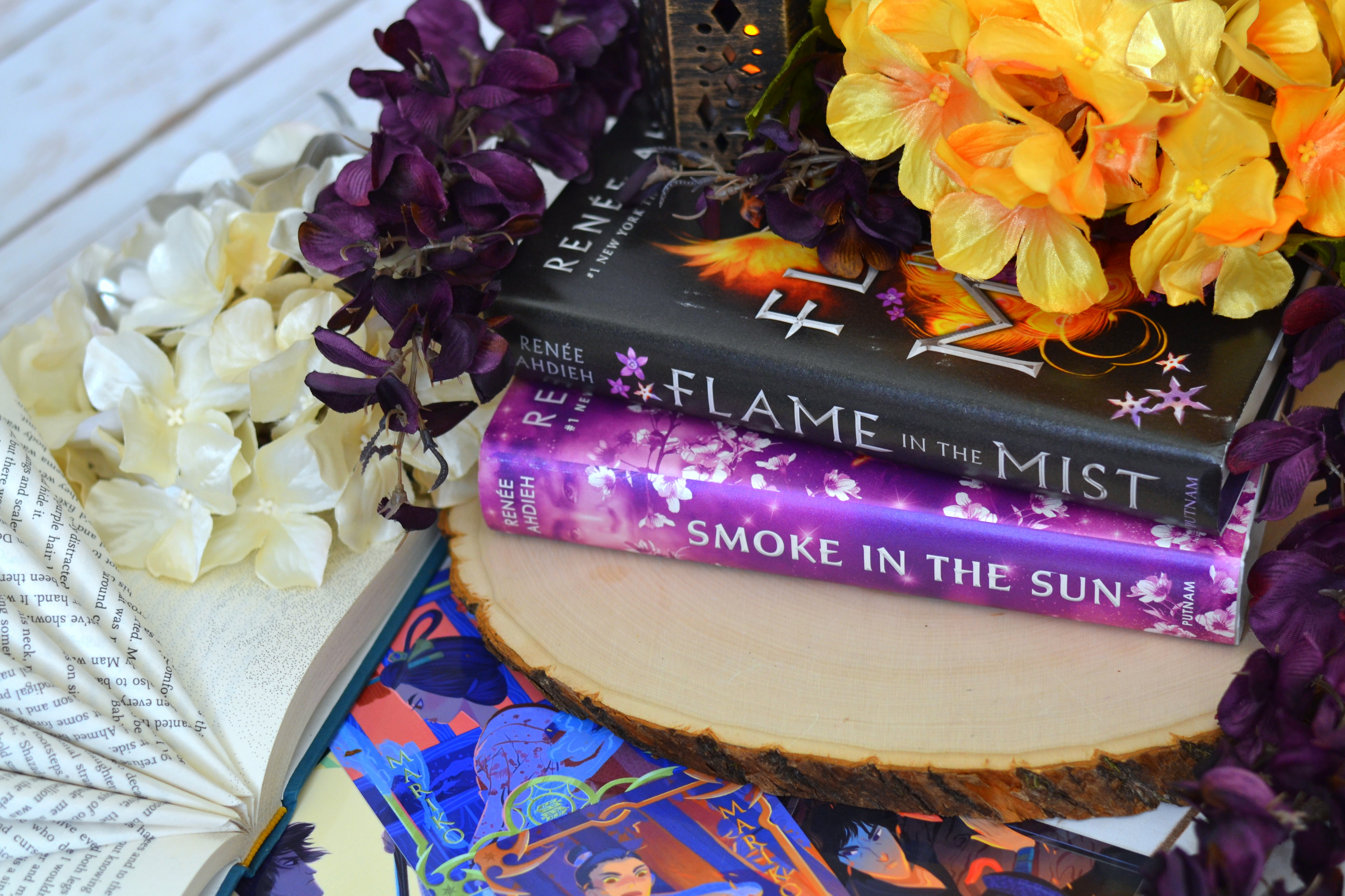 Flame in the Mist by Renee Ahdieh   Review