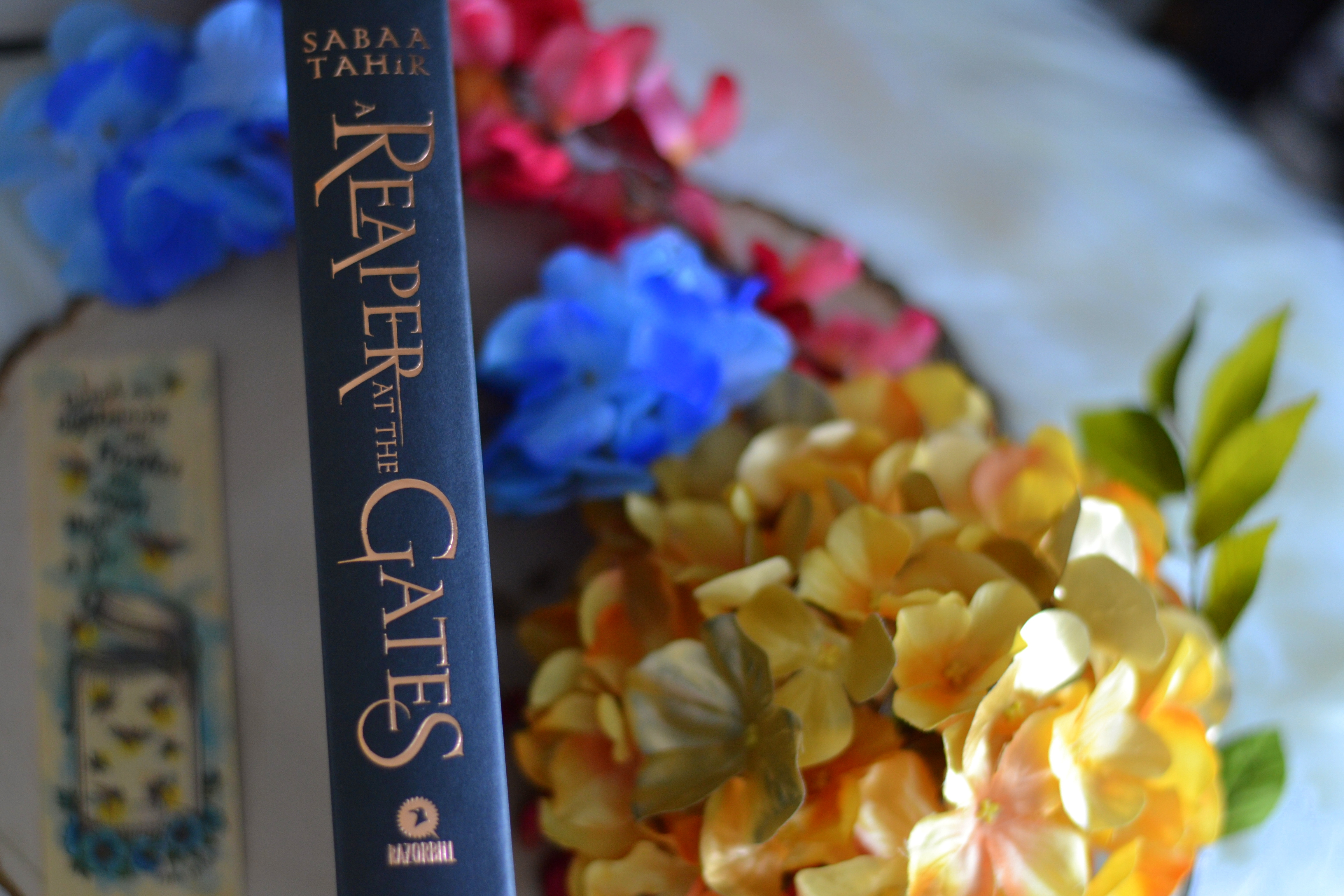 A Reaper at the Gates… The Book the Slayed Me | Review