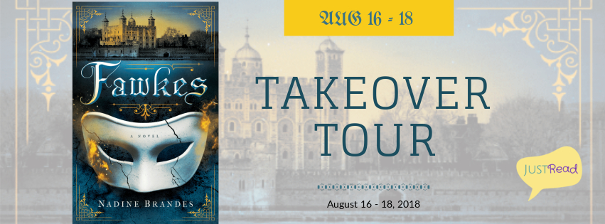Fawkes by Nadine Brandes | ARC Review