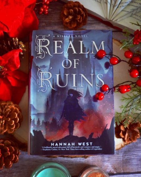 Realm of Ruins by Hannah West   Review
