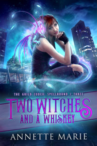 Two Witches and a Whiskey  by Annette Marie | ARC Review