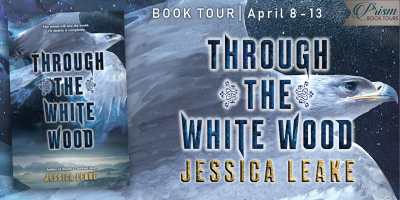 Through the White Wood   Blog Tour and ARC Review
