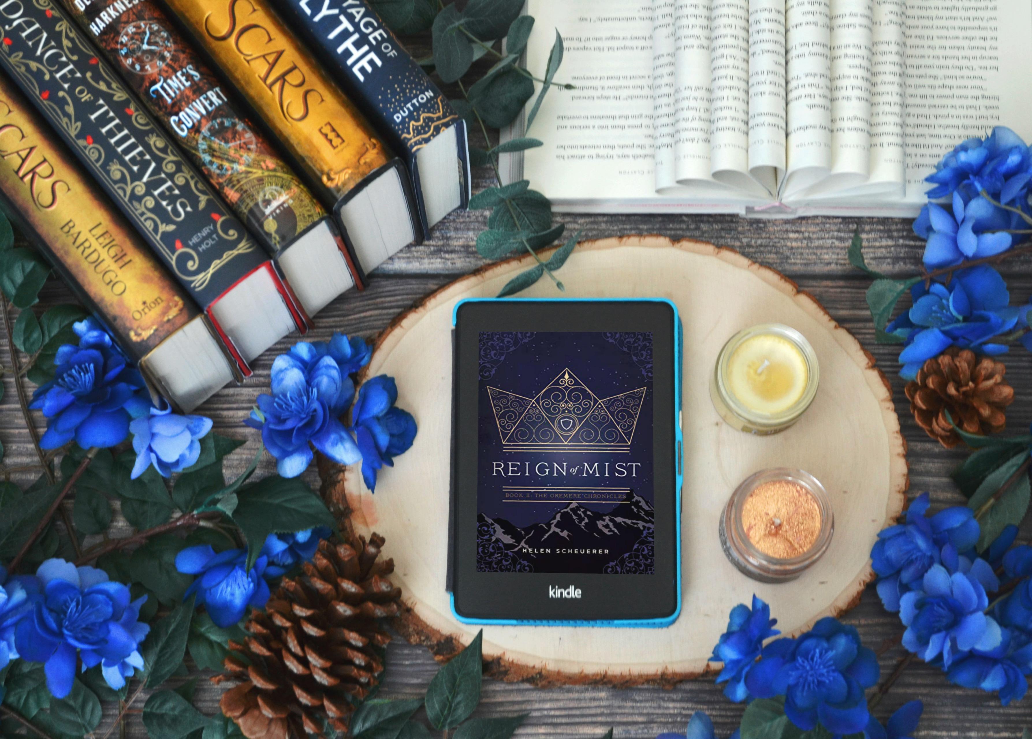 Reign of Mist by Helen Scheuerer   Review