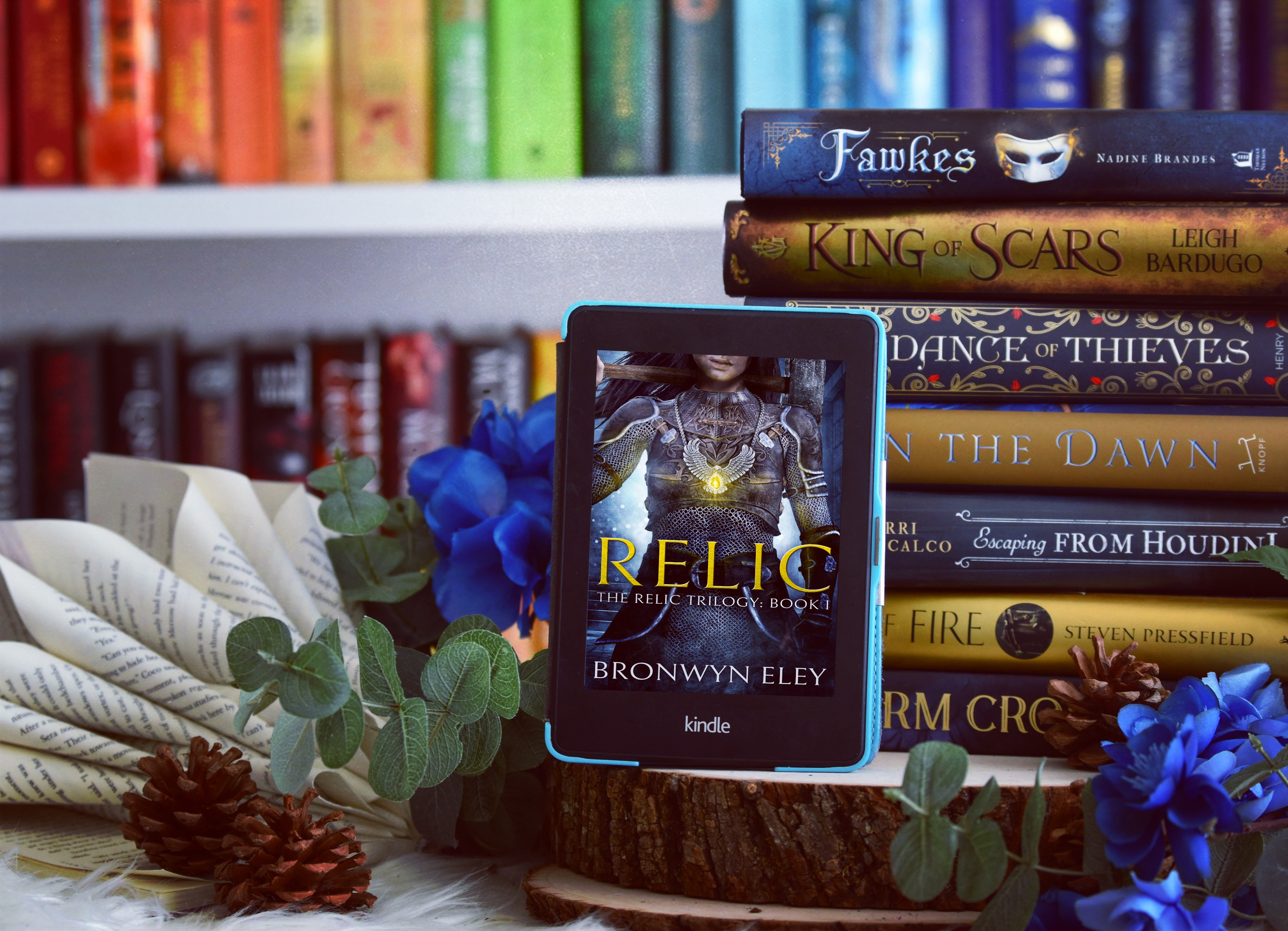 RELIC by Bronwyn Eley   Spoiler Free ARC Review