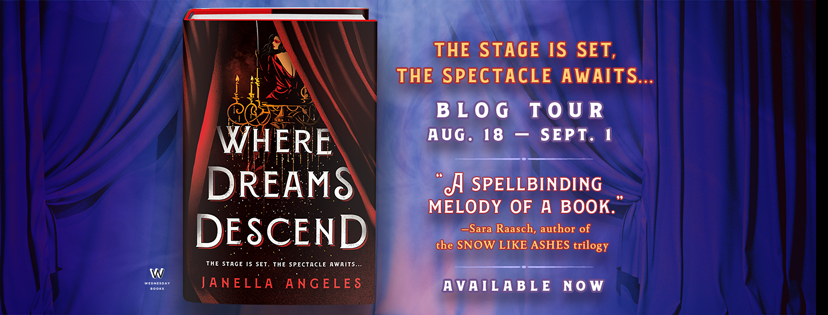 Moulin Rouge Meets Phantom of the Opera? Yes Please! | ARC Review of Where Dreams Descend